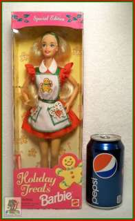 Barbie Doll   Holiday Treats   1997 Special Edition