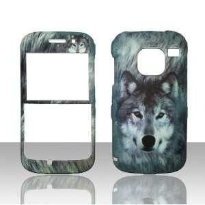 Snow wolf Nokia Straight Talk E5 3G Smart Phone Case Cover Hard Phone