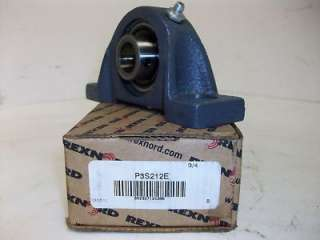 Link Belt P3S212E 3/4 Low Profile Pillow Block Bearing