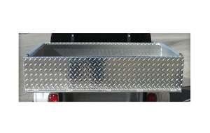 Yamaha G14/G16/G19 Golf Cart Diamond Utility Cargo Box