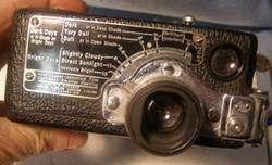 Kodak Model K Movie Camera w ORIGINAL BOX & Manual * REAL NICE