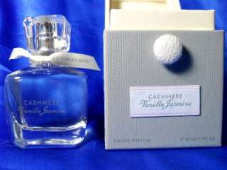Victorias Secret CASHMERE VANILLA JASMINE Perfume 1.7oz