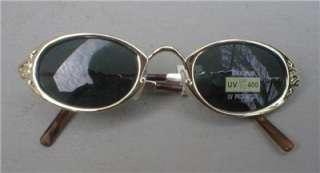 Sunglasses Silver Designer Style UV 400 NEW NWT   b