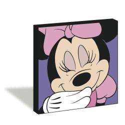 Minnie Mouse Gallery wrapped Giclee Canvas Art |