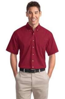 Port Authority   Short Sleeve Twill Shirt. S500T