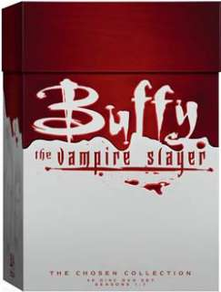 The Vampire Slayer   Complete Series Collection (DVD)