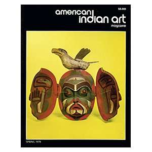 American Indian Art Magazine Volume 3, Number 2 Spring
