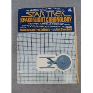 Star Trek Spaceflight Chronology (9780671790899) Stan