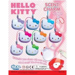 Hello Kitty Scent Charms Vending Capsules