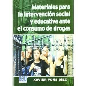 MATERIALES PARA LA INTERVENCION SOCIAL Y EDUCATIVA ANTE EL