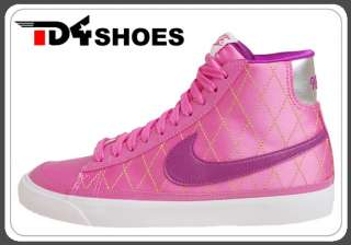Nike Wmns Blazer Mid 09 ND Pink Purple Casual Shoes
