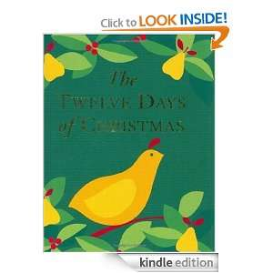 The Twelve Days of Christmas (Mini Book, Christmas, Holiday) Martin