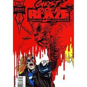 Ghost Rider & Blaze Spirits of Vengeance (1992 series