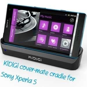 KiDiGi Custom USB Desktop Charging Dock Case Cover mate Cradle for