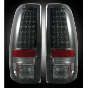 Recon LED Tail Lights   99 07 Chevy Silverado / GMC Sierra