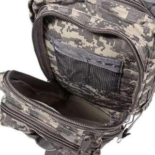 Multi purpose Big Size ACU Dual Shoulder Military Outdoor Tactical