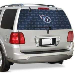Tennessee Titans Rear Window Film: Sports & Outdoors