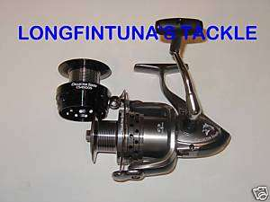 TiCA CS4000S Striper Collector Series Spinning Reel NEW