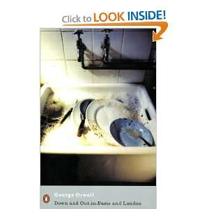 Down and Out in Paris and London (Penguin Modern Classics