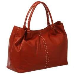 Presa Addison Large Leather Tote Bag