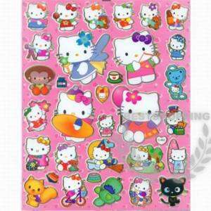 Lovely Sanrio Hello Kitty Wall Room Decor Sticker~Cute~