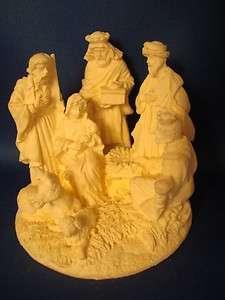 Nativity Christmas Figurine Jesus Mary Joseph Wise Men