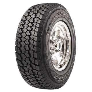 Tire LT235/75R15, Goodyear Light Truck Tire, Wet Traction Tire, Quiet