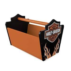Kidkraft Cool Harley Davidson Classic Flames Wooden Toy