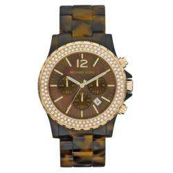 Michael Kors Oversized Madison Chronograph Watch