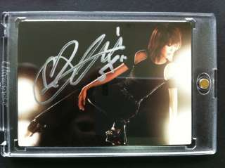 Card Season 2 Autographed Sooyoung GG2 002 Official Auto Trading Card