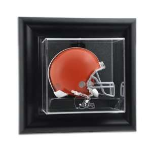 Mounted Memories Cleveland Browns Wall Mounted Mini Helmet Display