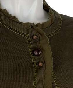 Nick & Mo Carolyn 3/4 sleeve 3 button Cardigan Sweater