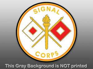 Seal Sticker  decal insignia emblem logo US Army branch force