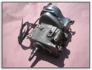 2002 Royal Enfield Bullet 500 ES Transmission Gear Box