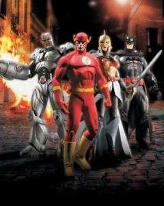 FLASHPOINT SERIES 1 FIGURE SET DC DIRECT BATMAN INSTOCK