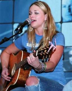 Miranda Lambert, Gordy Collins, 2006, Country Radio Seminar, Nashville