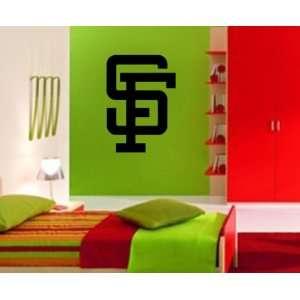 San Francisco Giants MLB Vinyl Decal Sticker / 30 x 21.2