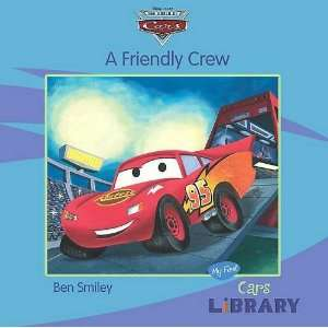 Disney Pixar Cars Friendly Crew (9781407574752) Books