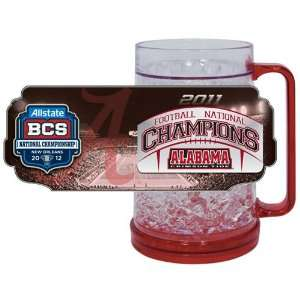 NCAA Alabama Crimson Tide 2011 BCS National Champions 16oz