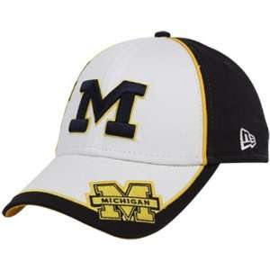 New Era Michigan Wolverines Preschool Navy Blue White