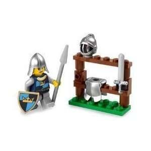 Lego Castle Exclusive Mini Figure #5615 The Knight Baby