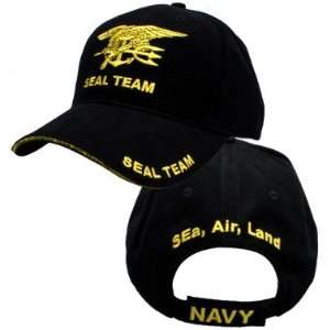 US Navy Seal with Trident Ball Cap