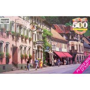 Germany Full Size 500 Piece Jigsaw Puzzle by Rose Art: Everything Else