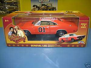 JOYRIDE DUKES OF HAZZARD CHARGER GENERAL LEE NIB