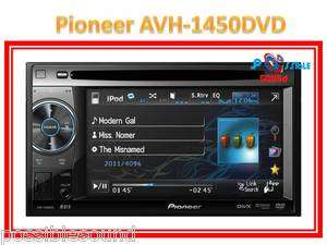 1450DVD Car stereo TFT 5.8/USB/iPod/ iPhone/AUX In DVD player