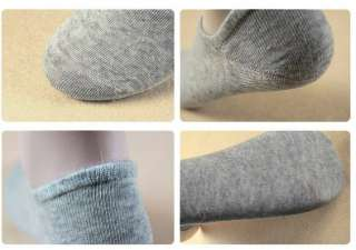 pairs Mens multi color sport casual ankle cotton sock