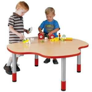 Tot Mate My Place Round Activity Play Table