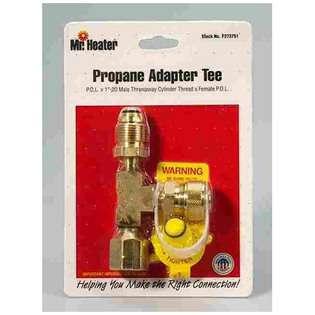 Mr Heater Lp Gas Adapter Tee