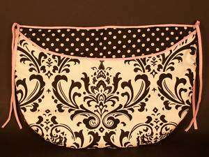 Nursery Baby Room Toy bag ~Damask~
