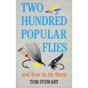 Two Hundred Popular Flies (Fishing) (9780713634051) Tom
